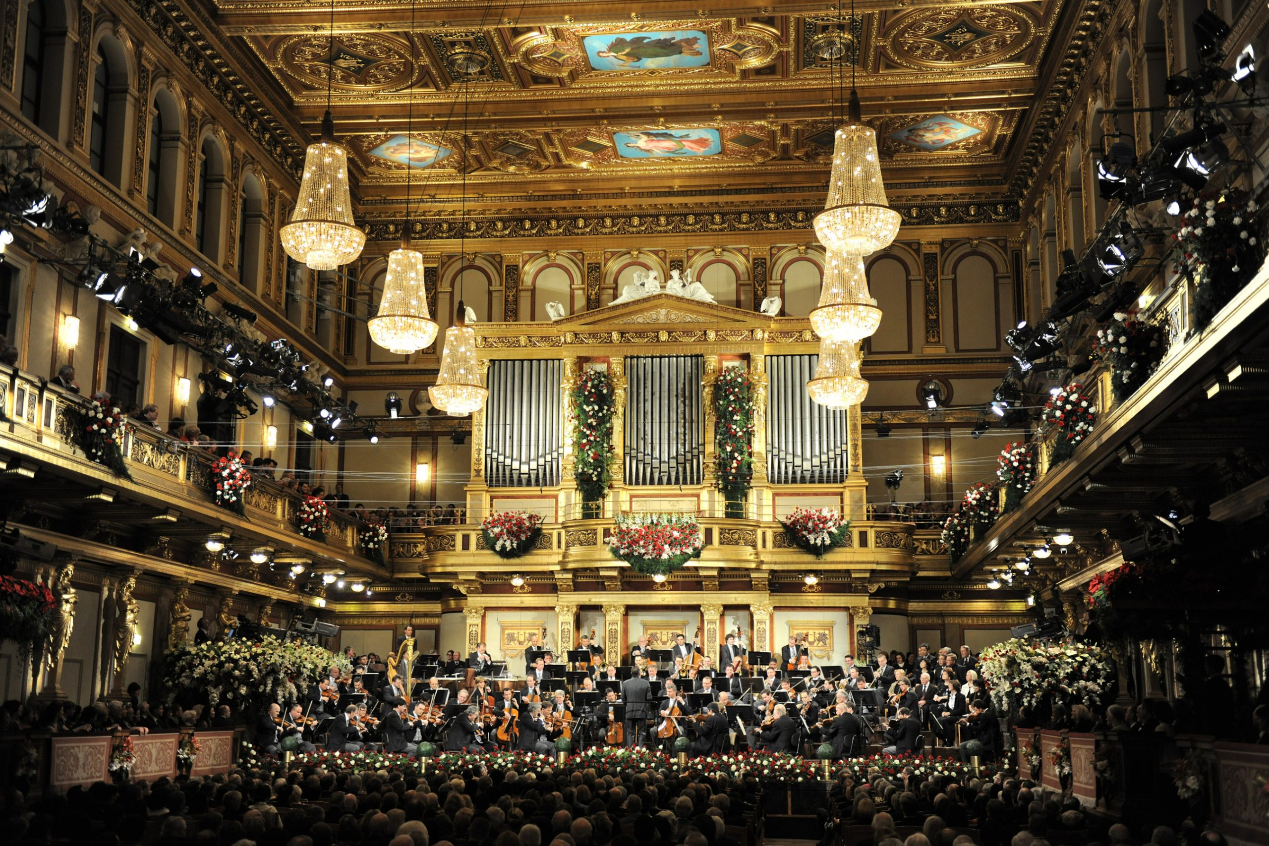 New Year's Concert 2021 in Vienna - Booking Evento Italiano